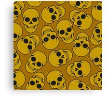 Skulls Canvas Print
