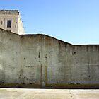 Alcatraz Walls by Katrina Gubbins
