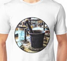 Mortar and Pestle in Chem Lab Unisex T-Shirt