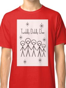 Twiddly Diddly (Black Ink) Classic T-Shirt