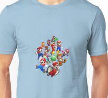 Mario Evolution Unisex T-Shirt