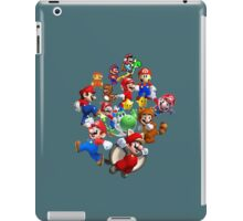 Mario Evolution iPad Case/Skin