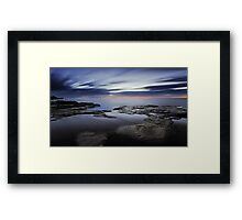 Bangalley Light II Framed Print