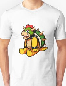 Cry Cry Bowser Unisex T-Shirt