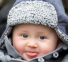 Cheeky Boy!!! by rachellena