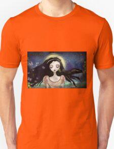 Blue Autumn Unisex T-Shirt