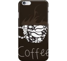 Coffee cup6 iPhone Case/Skin