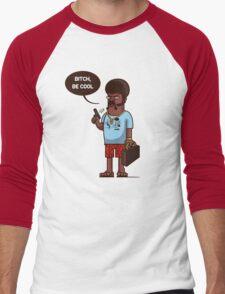 Jules Winnfield Men's Baseball ¾ T-Shirt