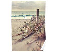 Coastal Moments 3 Poster