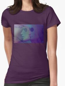 La Planete Sauvage -Fantastic Planet  Womens Fitted T-Shirt