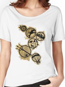 Tribute Pins Women's Relaxed Fit T-Shirt