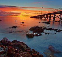 Moonta Bay Jetty - South Australia by PC1134