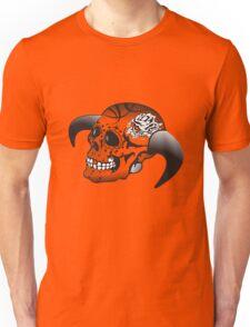 Vector Skull Unisex T-Shirt