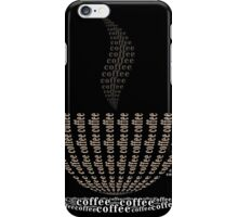Coffee cup9 iPhone Case/Skin