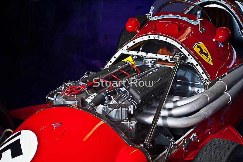 Ferrari Tipo 500 by Stuart Row