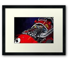 Ferrari Tipo 500 Framed Print
