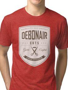 Debonair Cuts Tri-blend T-Shirt