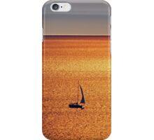 Lone Sailor iPhone Case/Skin