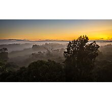The Layers of Tooradin Photographic Print
