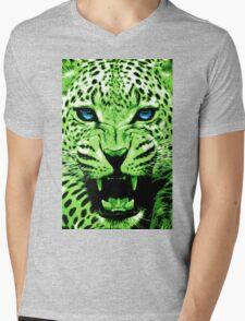 Look into my blue eyes Mens V-Neck T-Shirt