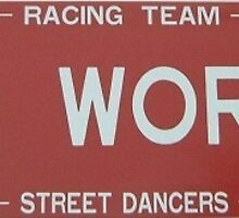 Street Dancers Retro Japan Racing Sticker by keenforfood