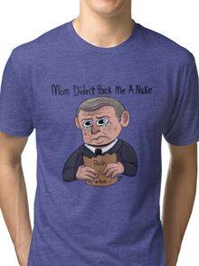 George W. Bush's Lunch Tri-blend T-Shirt