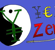 Binary Options News Cartoon - Zen Yen by Binary-Options
