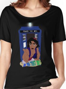 Doctor Who Aladdin mashup - Do you trust me? Women's Relaxed Fit T-Shirt