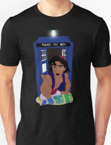 Doctor Who Aladdin mashup - Do you trust me? T-Shirt