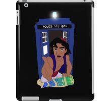 Doctor Who Aladdin mashup - Do you trust me? iPad Case/Skin