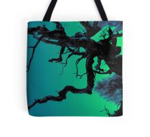 Spooky Branches Tote Bag