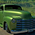 1949 Chevrolet Custom Pickup by TeeMack
