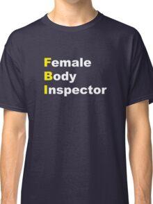 Limitless - Female Body Inspector Classic T-Shirt