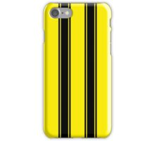 Transformers Bumblebee Paint Job Cover iPhone Case/Skin