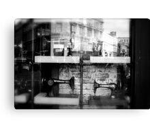 Shop Window - Bath, England Canvas Print