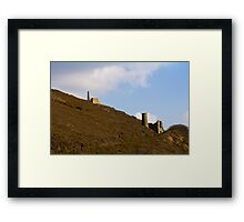 Old Engine Houses Framed Print