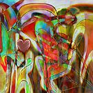 Psychedelic Emotions by Linda Sannuti