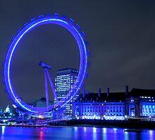 London Eye by RodrigoCunha