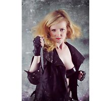Klara McDonnell knife attack Photographic Print