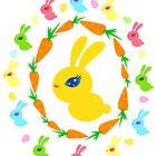 Rabbits by -ashetana-