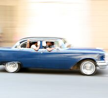 Drive by Havana. by Phil Bower