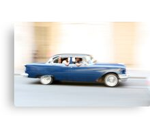Drive by Havana. Canvas Print