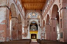 Cathedral of Tartu - Estonia by Arie Koene