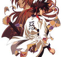 Rurouni Kenshin vs by aniplexx