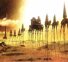 Caravan Dali by elftail