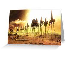 Caravan Dali Greeting Card