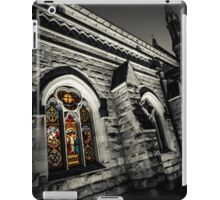 Church Window iPad Case/Skin