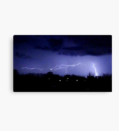 Storm 001 Canvas Print