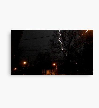 Storm 002 Canvas Print