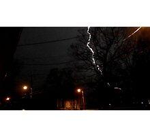 Storm 002 Photographic Print
